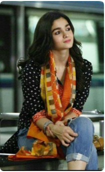 Looking for similar alia bhatt Stole in badrinath ki dulhania