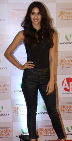 Hi…Where can i find this Black jeans worn by Disha Patani?