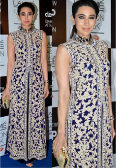 Looking for similar Karishma Kapoor's Georgette Party Wear