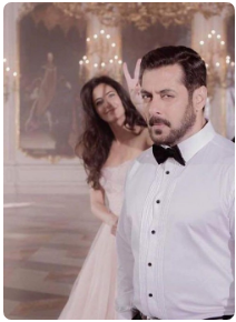 Similar like Salman Khan's bow tie from the movie Tiger zinda hai