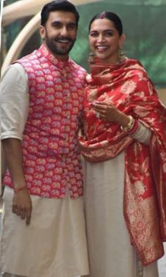 Similar like Deepika Padukon Wedding Dupatta