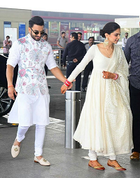 Buy Similar white Kurti like Deepika Padukone
