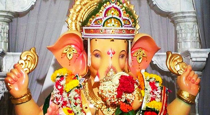 Andhericha Raja Ganpati Mandals in Mumbai @TheRoyaleIndia