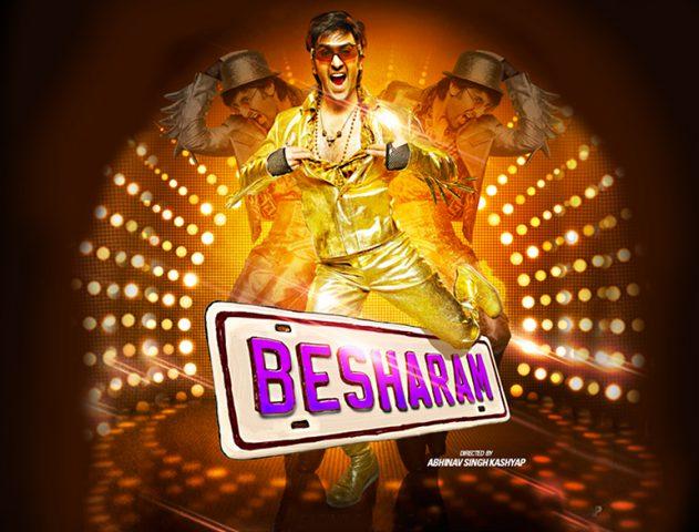 Besharam starring Ranbir Kapoor @TheRoyaleIndia