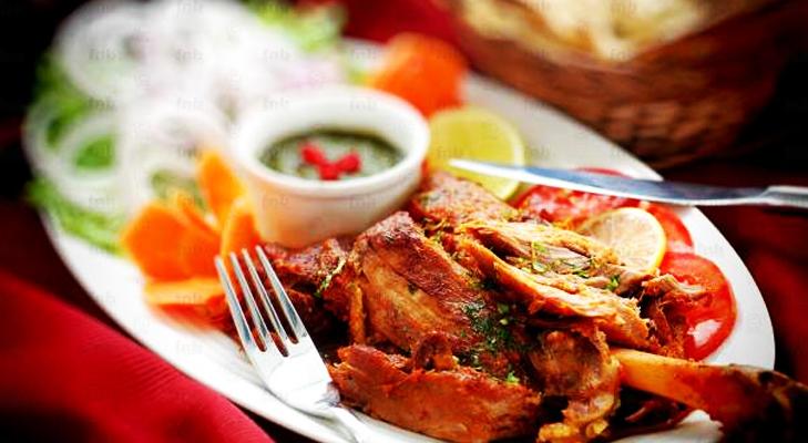 Sikandari Raan is a sin to miss cuisine at Bukhara, Delhi @TheRoyaleIndia