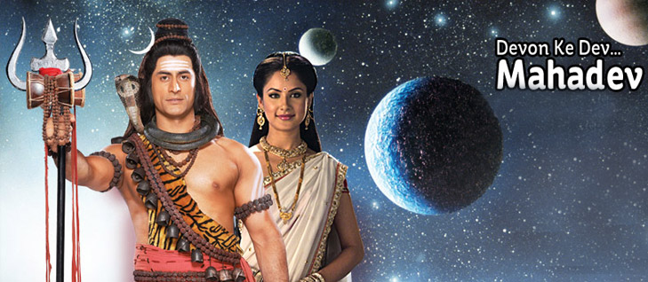 Devon Ke Dev Mahadev in Life OK @TheRoyaleIndia