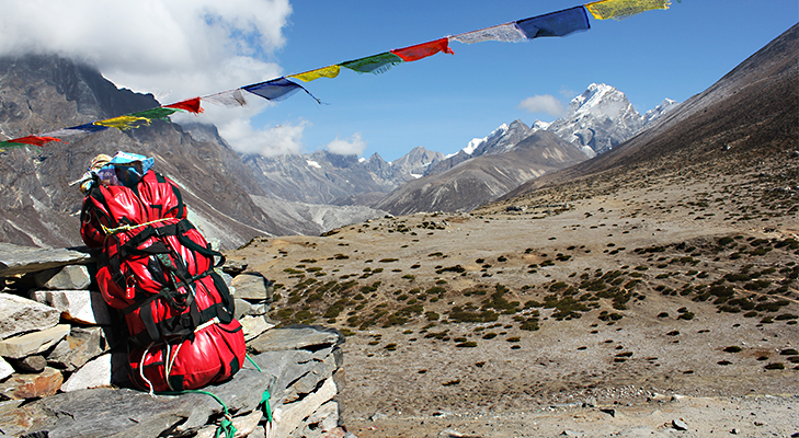Everest Base Camp Nepal trek by Mridula Dwivedi @TheRoyaleIndia