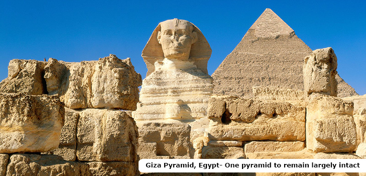 The mystic Giza Pyramid of Egypt @TheRoyaleIndia