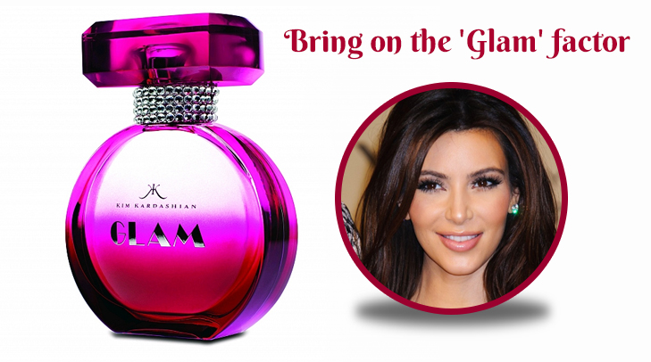 Bring on the 'Glam' factor by kim kardashian @TheRoyaleIndia