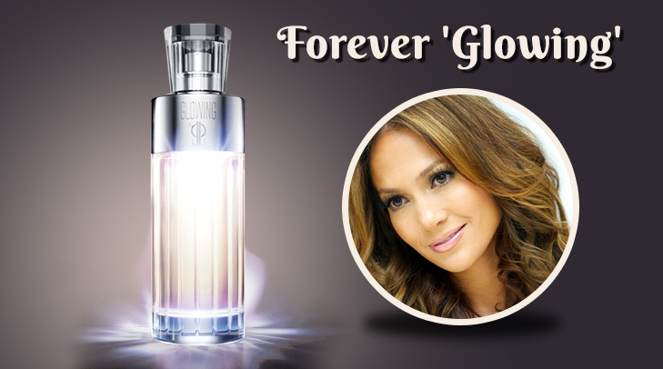 Forever 'Glowing' by JLo @TheRoyaleIndia