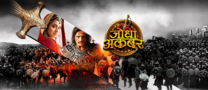 Jodha-Akbar in Zee TV @TheRoyaleIndia