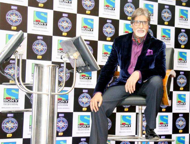 Big B on Kaun Banega Crorepati season 7 @TheRoyaleIndia