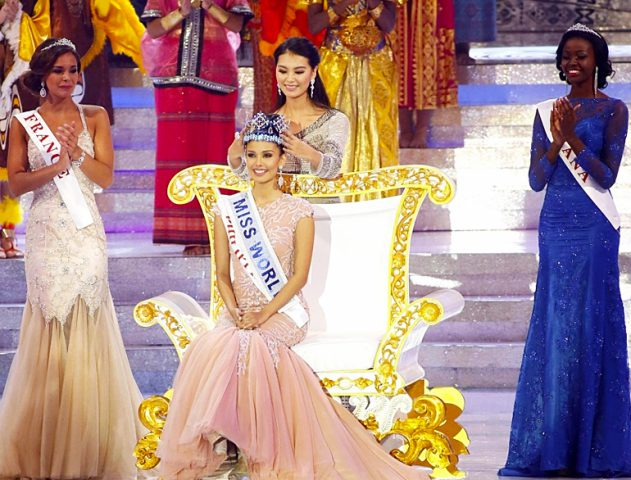 Megan Young, Miss World-2013 @TheRoyaleIndia
