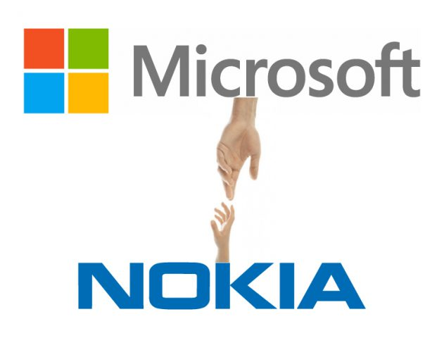 Microsoft buys Nokia's Mobile Phone Unit News @TheRoyaleIndia
