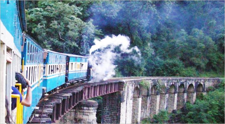 Nilgiri Mountain Railway - Ooty Sightseeing @TheRoyale