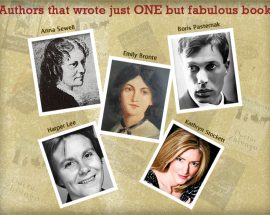 Brilliant Writers that created just 1 Masterpiece @TheRoyaleIndia