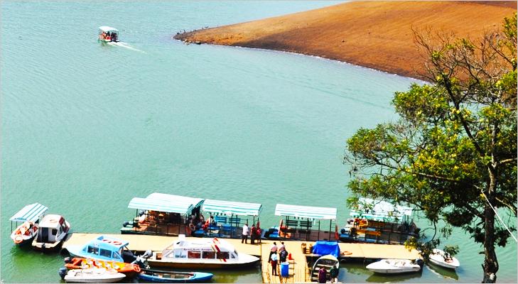 Boating at Ooty Lake @TheRoyaleIndia