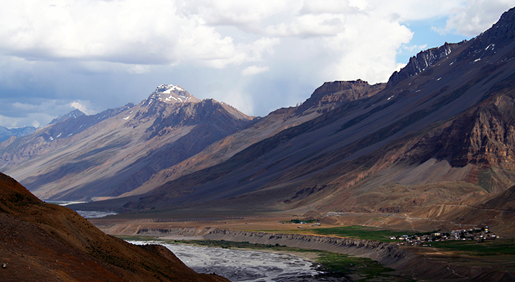 Trek to Spiti- Himachal Pradesh @TheRoyaleIndia