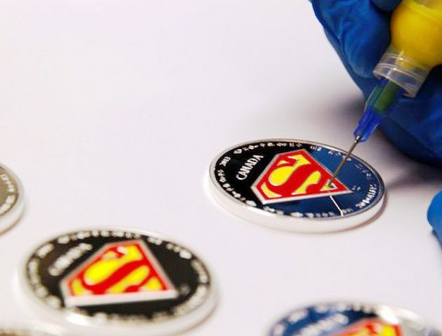 Royal Canadian Mint unveils Superman coins @TheRoyaleIndia