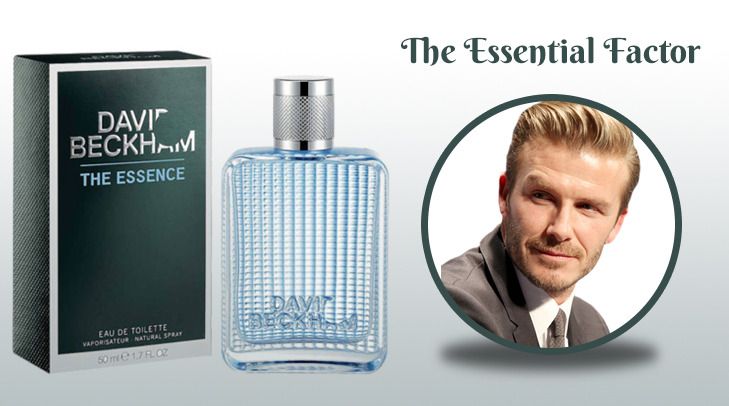 The Essence by David Beckham @TheRoyaleIndia