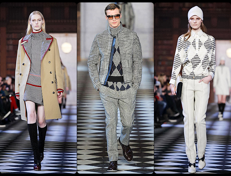 Tommy Hilfiger Fall/ Holiday Collection 2013 @TheRoyaleIndia
