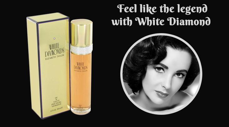 Feel like the legend with White Diamond @TheRoyaleIndia