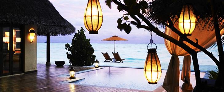 Luxury resorts at Maldives @TheRoyaleIndia