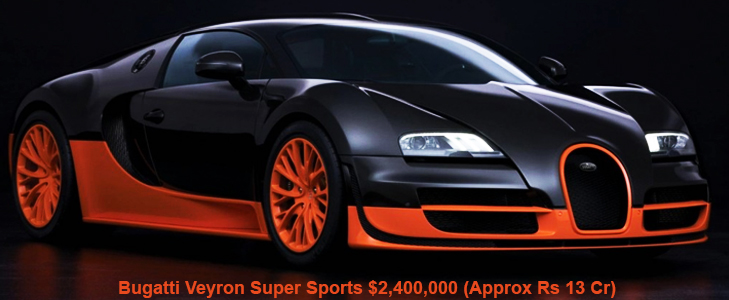Bugatti Veyron - a class of it's Own @TheRoyaleIndia