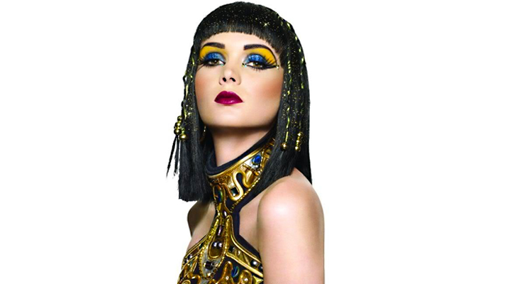 Look like Cleopatra this Halloween @TheRoyaleIndia