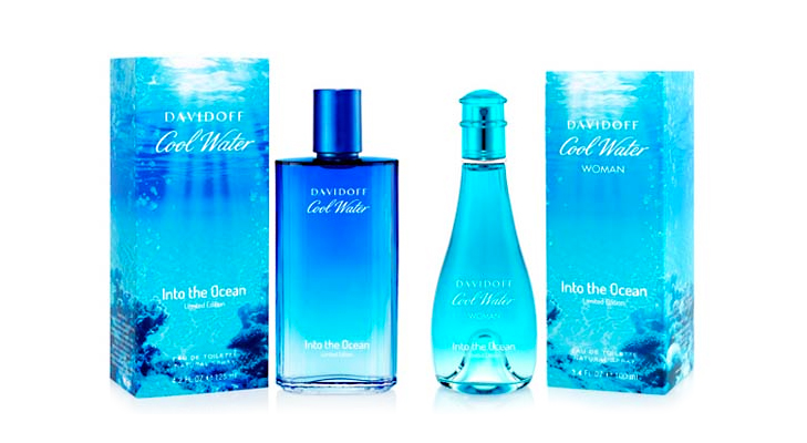 Cool Water Woman by Davidoff @TheRoyaleIndia