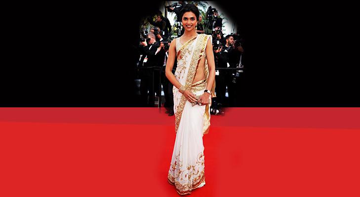 Deck up like Deepika Padukone with elan @TheRoyaleIndia