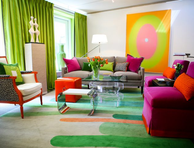 Pep up home with some bright colours @TheRoyaleIndia