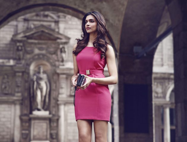 Deepika Padukone collaborates with Van Heusen for Limited Edition Collection @TheRoyaleIndia