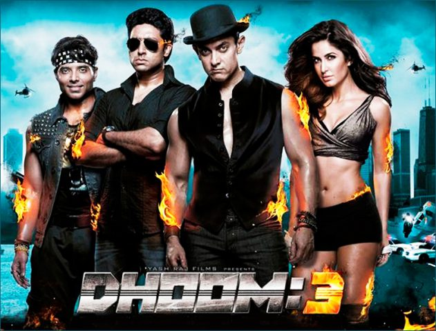 Dhoom 3 -motion poster release @TheRoyaleIndia