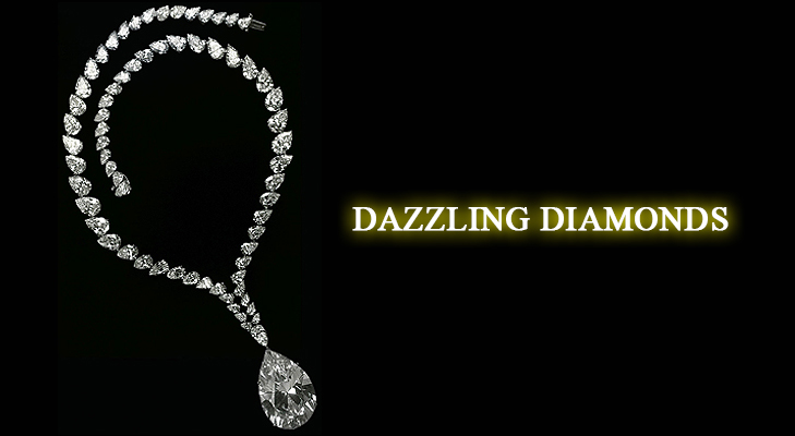 Diamond Jewellery for all occassions @TheRoyaleIndia