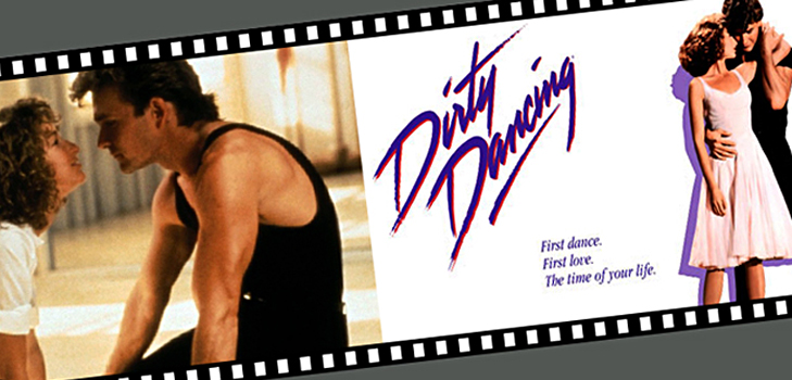 Movie watch with Dirty Dancing @TheRoyaleIndia