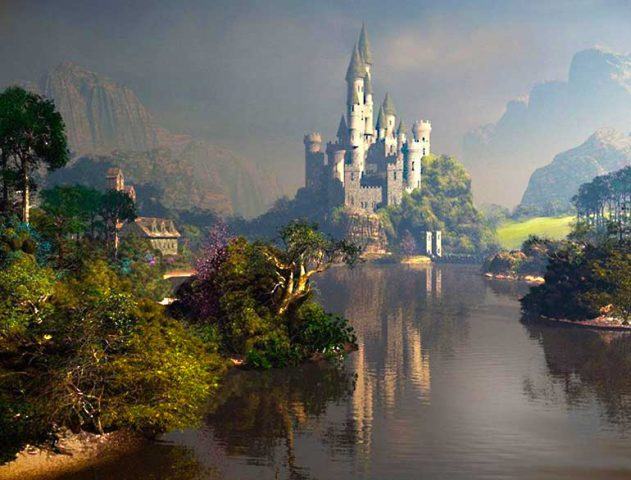 Fantasy Place that should exist @TheRoyaleIndia
