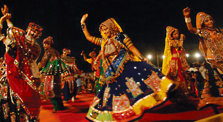 Garba Raas of Gujarat @TheRoyaleIndia