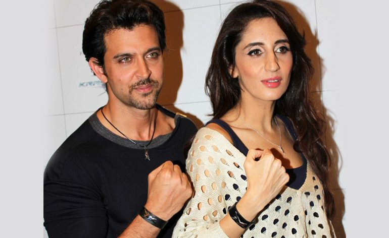 Hrithik Roshan unveils Krrish 3 accessories @TheRoyaleIndia