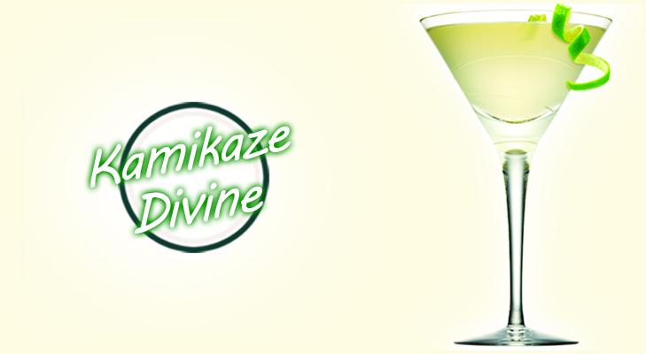 Kamikaze Cocktail - Divine!! @TheRoyaleIndia