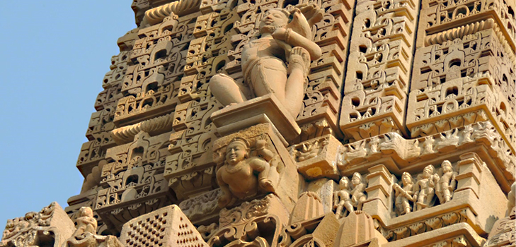 Khajurao - Most popular heritage destination at Madhya Pradesh @TheRoyaleIndia