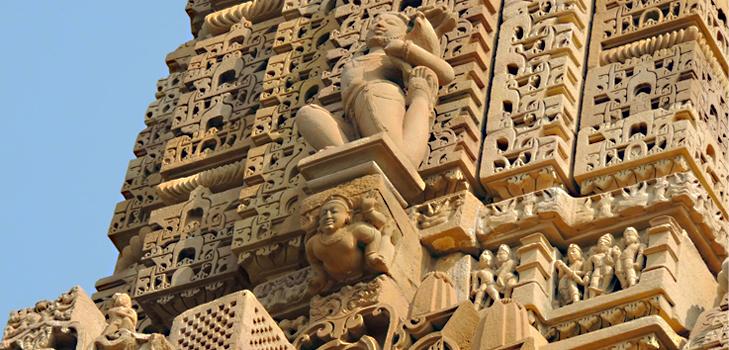 Khajurao - Most popular heritage destination at Madhya Pradesh @TheRoyaleIndia