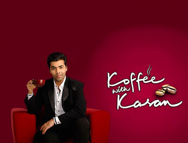 Koffee with Karan Season 4@TheRoyaleIndia