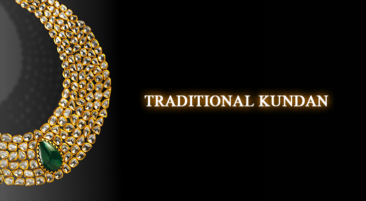 Traditional Kundan Jewellery for all occasions @TheRoyaleIndia