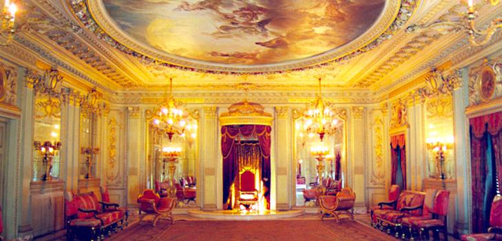 Lal Baag Palace at Indore, Madhya Pradesh @TheRoyaleIndia