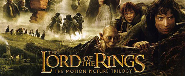 The Lord Of the Rings @TheRoyaleIndia