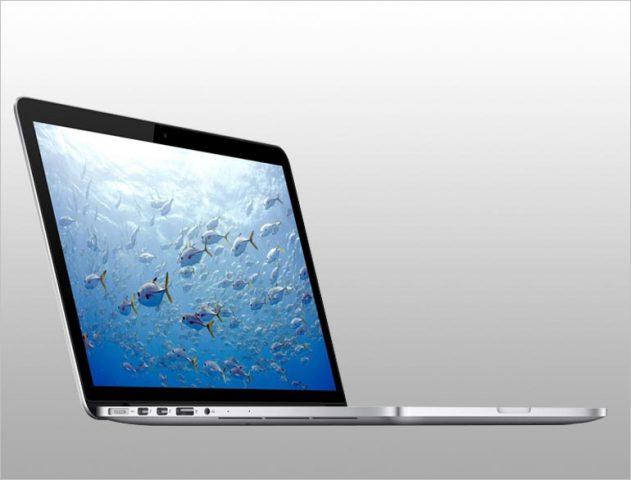 New MacBook Pro With Retina Display @TheRoyaleIndia