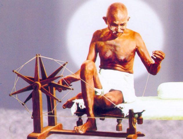 Mahatma Gandhi @TheRoyaleIndia