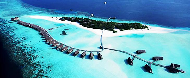 Maldives Island @TheRoyaleIndia