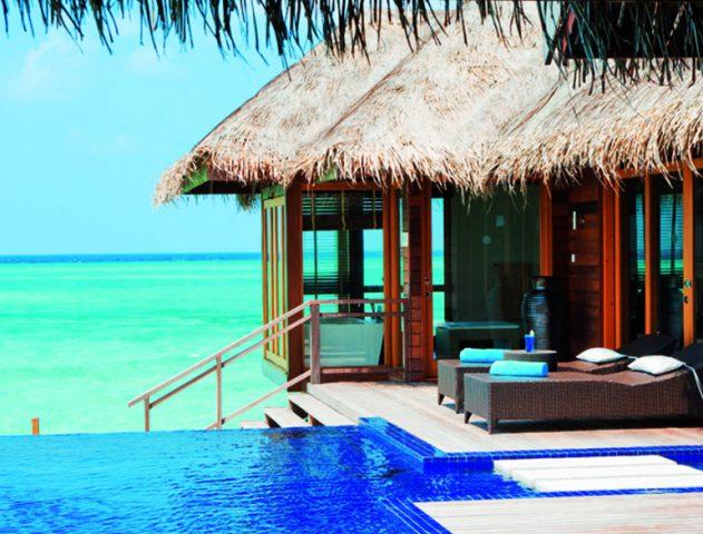 Lagoon Villa at Maldives Island @TheRoyaleIndia